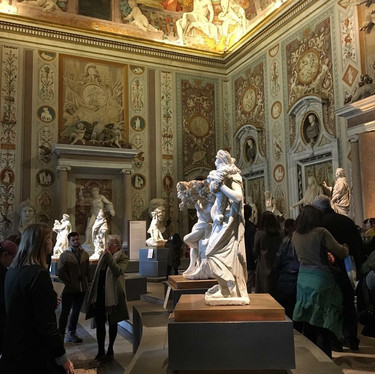 Visit to the Galleria Borghese