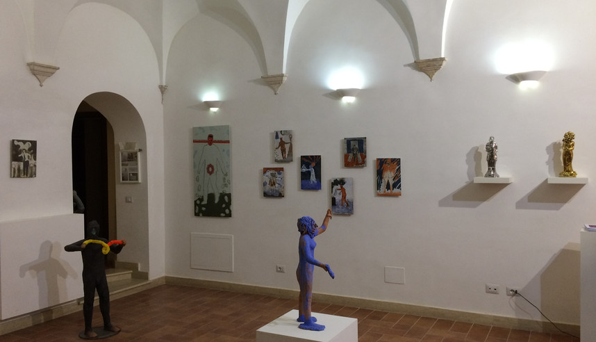Paolo Porelli: Recent Works 2017