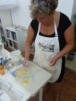 Rebecca Hutchinson at creta rome