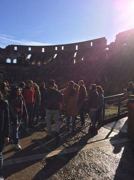 Colosseum visit 2018