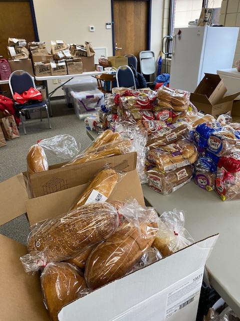 Oglethorpe Publix and Pepperidge Farm provide bread.