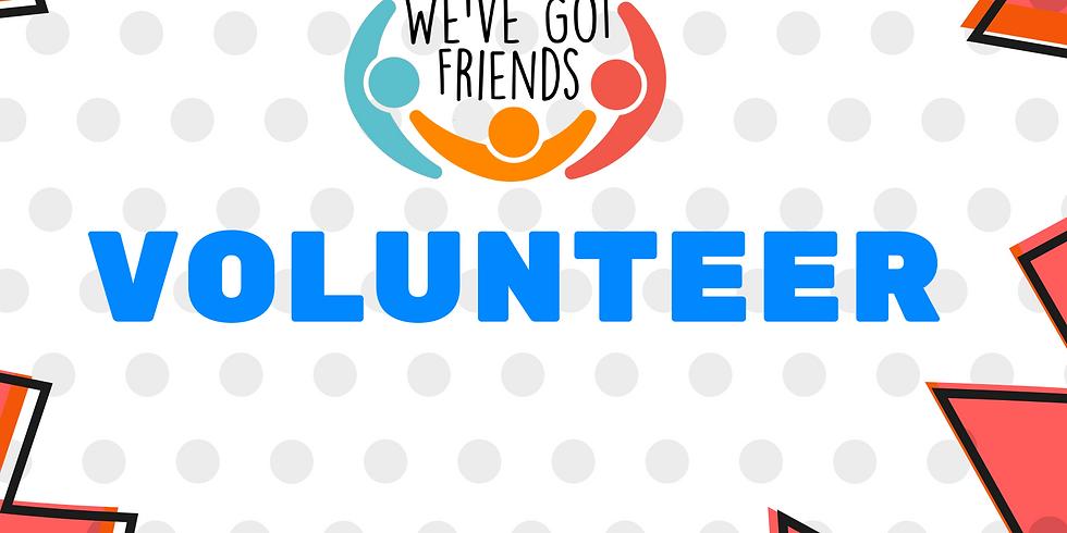Volunteer 8/14