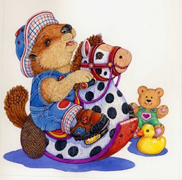 Rockin' Beaver