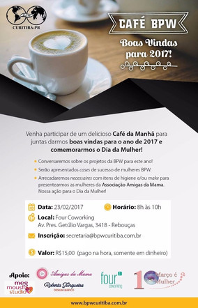 CAFÉ BPW CURITIBA