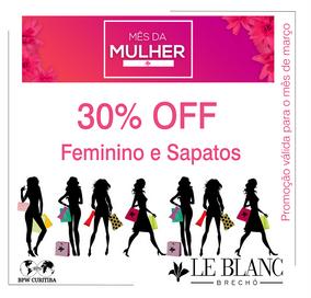 Le Blanc Brechó - Curitiba