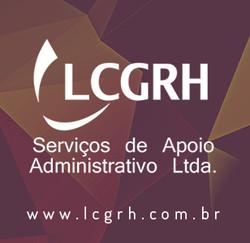 LCGRH Serv de Apoio Administrativo