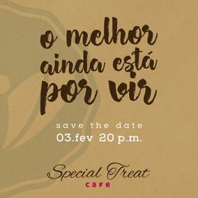 Inauguração Special Treat - Shopping Curitiba