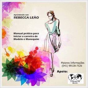 Manual Aprendendo com Rebecca Leão - Modelos e Manequins