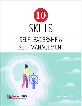 LeaderLabs 2.0: #1 Self Leadership Workbook