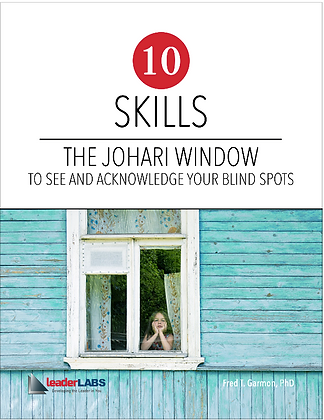 LeaderLabs 2.0: #4 The Johari Window