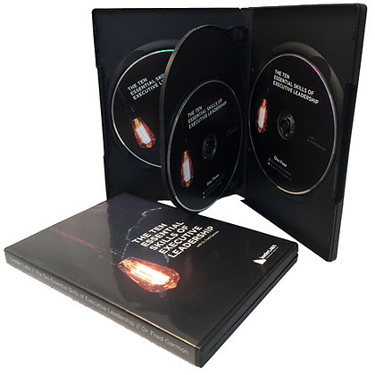 10es DVD Set (25 - 30 minute videos)