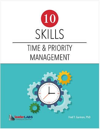 LeaderLabs 2.0: #6 Time & Priority Management