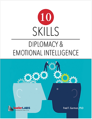 LeaderLabs 2.0: #5 Diplomacy & Emotional Intelligence PDF Workbook