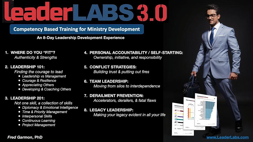 LeaderLabs 3.0