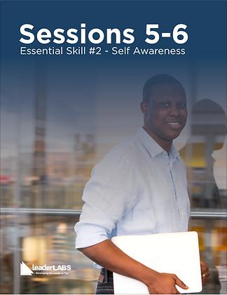 LeaderLabs 10es: SESSIONS 5-6 Self-Awareness PDF Workbook