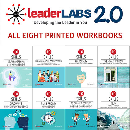 LeaderLabs 2.0 - All 8 Workbooks
