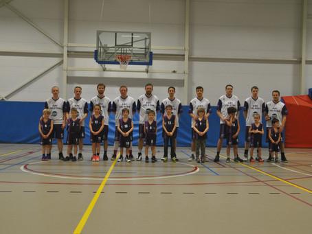Foto's Kampioenen Seniors B 2018-2019