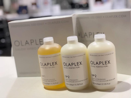 Olaplex Hair Treatment is now available