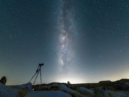 夜空を見上げてみよう 南半球