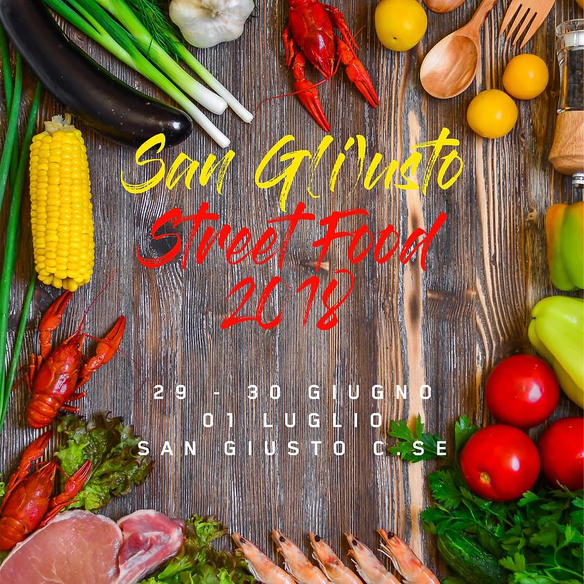 San G(i)usto - Street Food