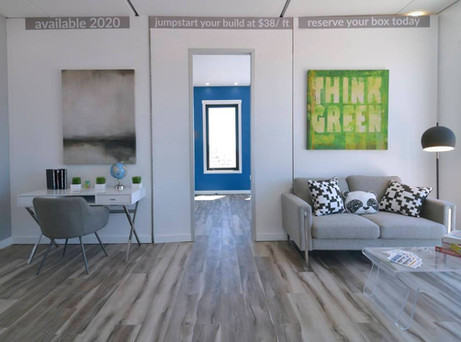 Las Vegas company, Boxabl, part of Innovative Housing Showcase