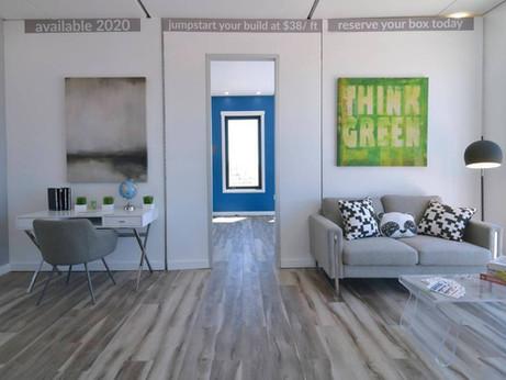 Las Vegas company, Boxabl, part of Innovative Housing Showcase