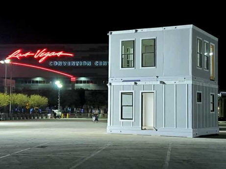Tiny, modular homes introduced at International Builders' Show