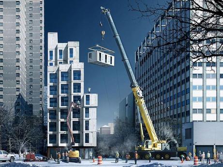 Стартап из США намерен совершить революцию в строительной отрасли