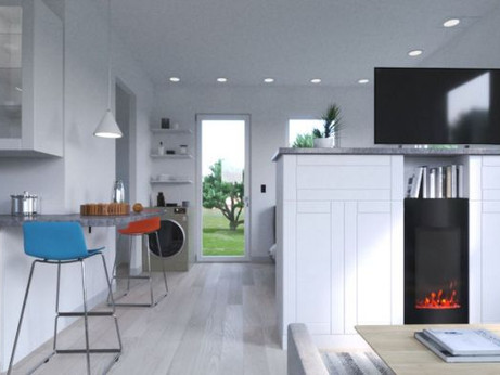 22nd Century Living: The Future Is Here & It Comes In A Box