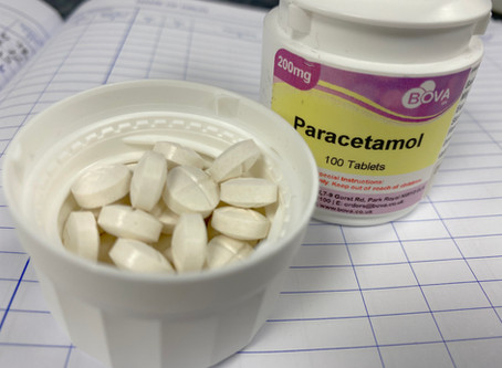 Paracetamol: it's all about the dose