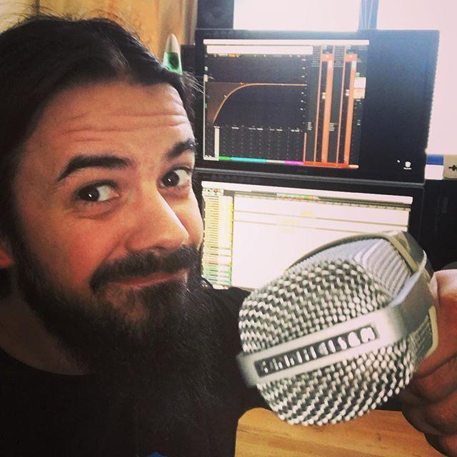 Happy 421!_#sennheiser #md421 #microphon