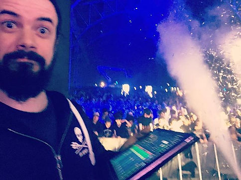 When the #co2 #blast bombs your #selfie