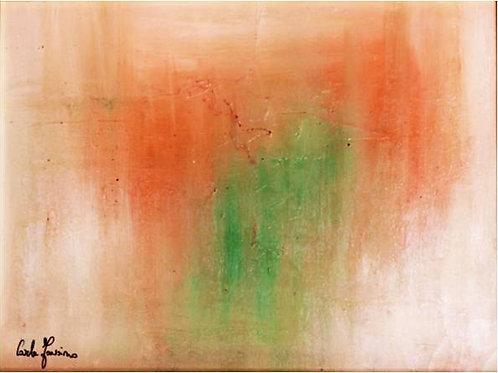 Pelle (1995/96); olio su tela, 45x35 cm