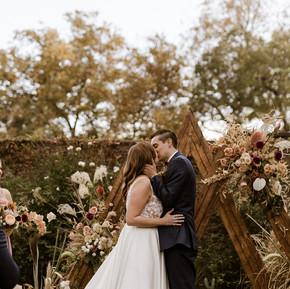 Georgetown Autumn Wedding