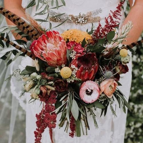 Brides vision made real.__Looking forwar