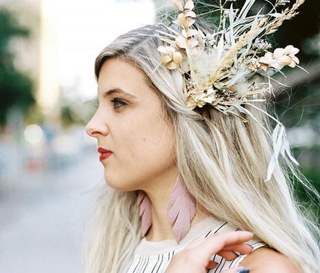 Desert princess headpiece 👸🏼 - YES ple