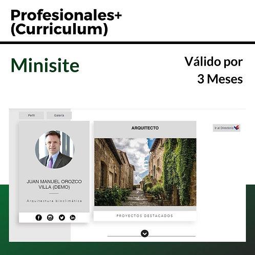 Profesionales+