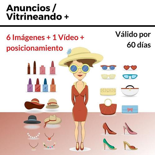 Publicación Vitrineando+