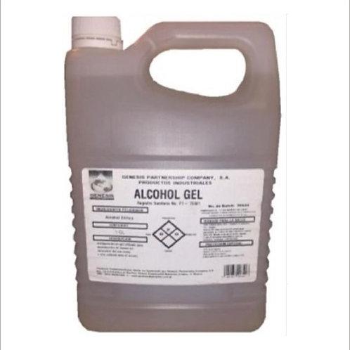 Alcohol Gel Antibacterial / Galón