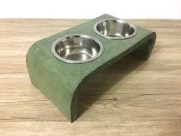 Comederos de altura para mascotas  ( Small )