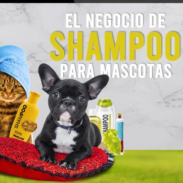 SHAMPOO MASCOTAS