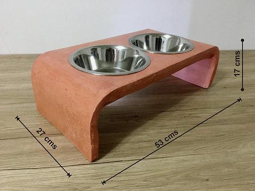 Comederos de altura para mascotas (Medium)