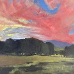 Valley Sunset (#27)