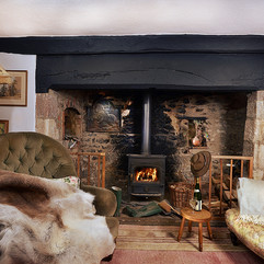 Warm Sitting Room