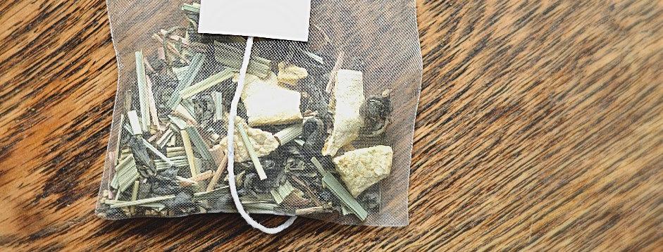 Slowboat To China Tea Bags