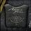 Thumbnail: Honda CRF1000L & CRF1100L Adv Sport rubber tank pad by RubbaTech