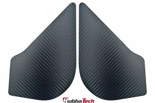Triumph 1200 Explorer knee pads by RubbaTech