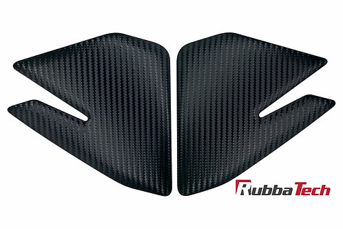 BMW F800GS knee pads by RubbaTech