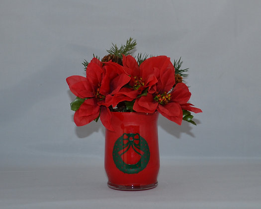 Wreath Vase