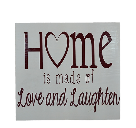 Home is Made of